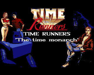 Time Runners 23: The Time Monarch screenshot