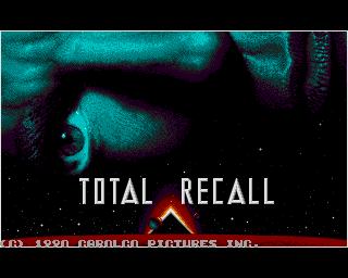 Total Recall - Lemon Amiga