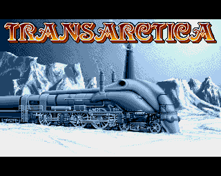 Transarctica screenshot