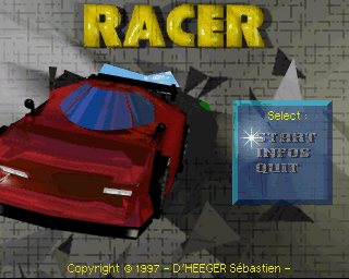 Turbo Racer 3D screenshot