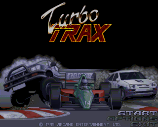 Turbo Trax screenshot