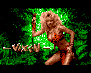 Vixen screenshot