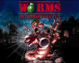 Worms: The Director's Cut screenshot