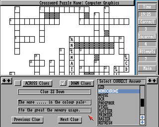 Crossword Wizard