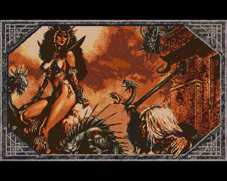 Dark Queen of Krynn, The