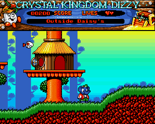 Dizzy: Crystal Kingdom
