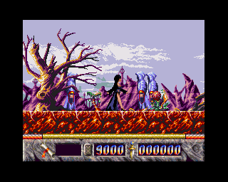 Elvira: The Arcade Game