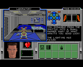 Federation Quest 1: BSS Jane Seymour
