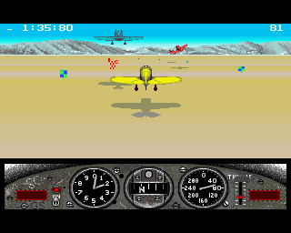 GeeBee Air Rally