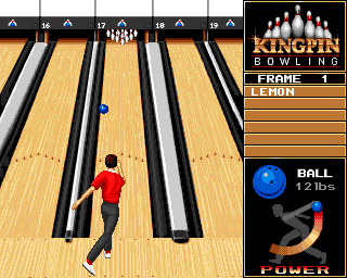 Kingpin: Arcade Sports Series Bowling