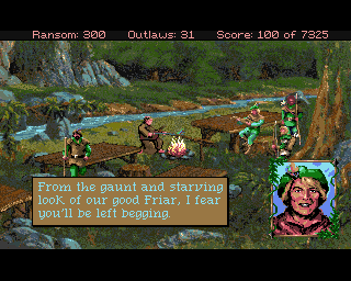 Legend of Robin Hood, The: Conquests of the Longbow