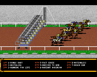 Omni-Play Horse Racing